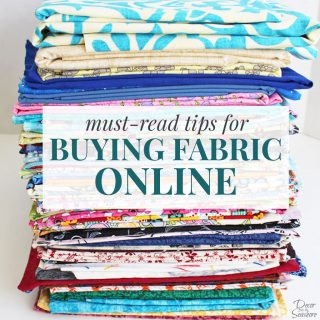 Must-Read Tips for Buying Fabric Online