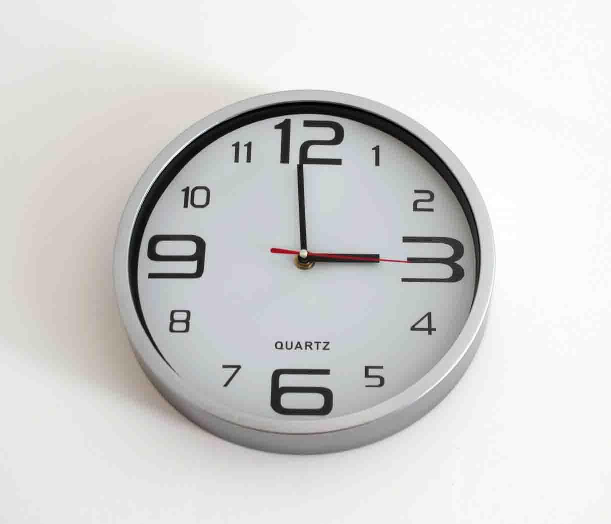 Making Time to Craft Clock