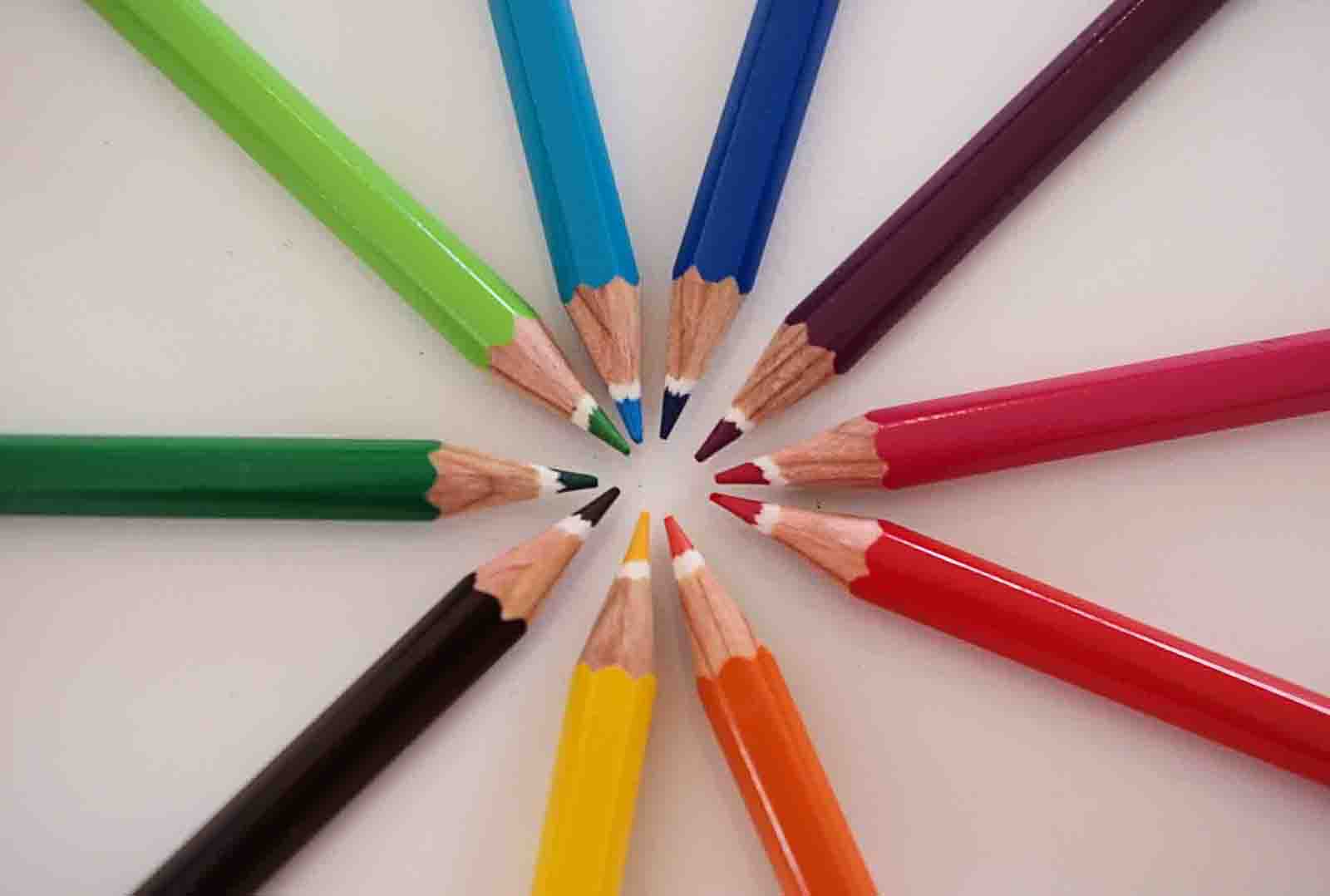 Making Time to Craft Colored Pencils