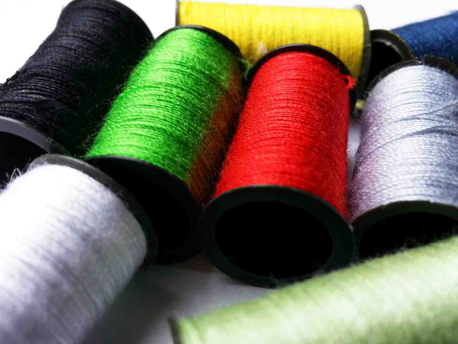 Making Time to Craft Colored Spools