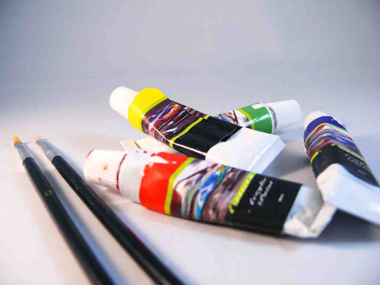 Making Time to Craft Paints