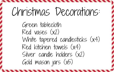 Take control of your holiday storage! Follow these easy steps to cut down on your holiday storage and still have plenty of holiday decorations to display! I know I could use the extra space! | decorbytheseashore.com