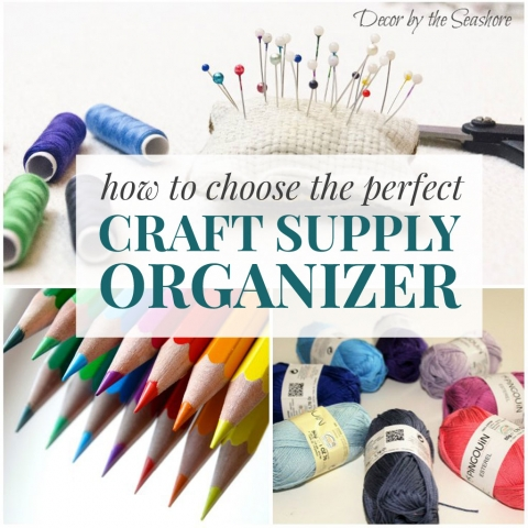 How to Choose the Perfect Craft Supply Organizer