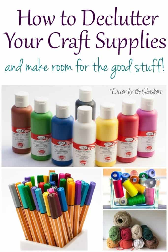 Why Is It Always So Hard To Keep Craft Supplies Organized? This Is So  Helpful