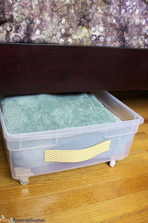 Creative Ways To Add Storage Under The Bed