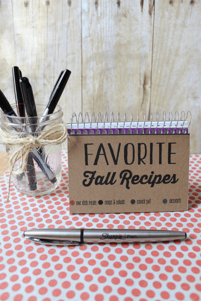 DIY Recipe Book- The Girl Creative