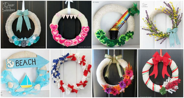 Interchangeable-Wreath-Collage
