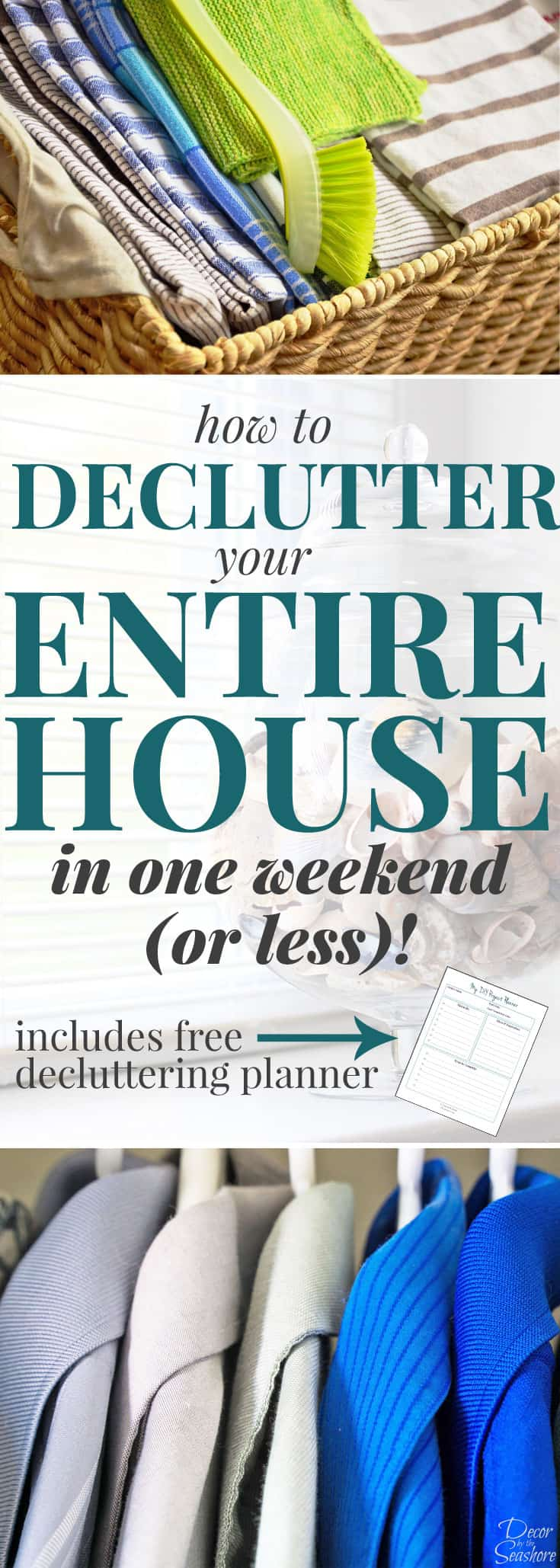 Yes It Is Actually Possible To Declutter Your Entire Home In One Weekend These