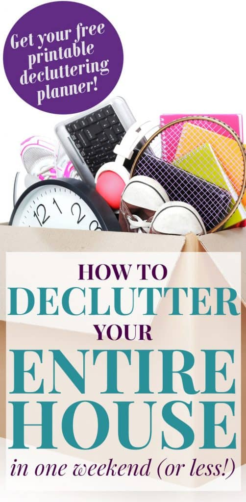 These Decluttering Ideas Will Show You Exactly How To Declutter Your Entire House