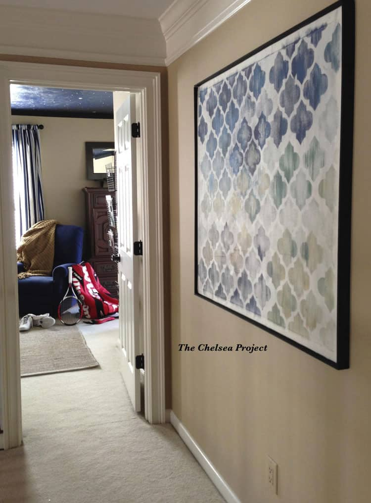 Canvas artwork painting- The Chelsea Project