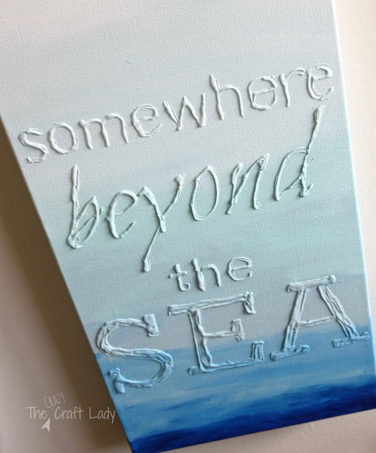 15 Beautiful DIY Canvas Art Projects for the Non-Artist