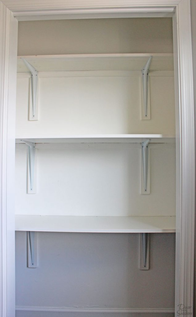 How To Make Custom Closet Shelves Diy Closet Shelves