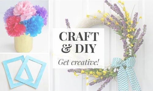 These detailed DIY and craft tutorials and tips will show you how to make your own home decor and decorate your home for the holidays!