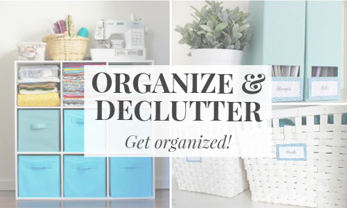 Check out creative ways to organize and declutter your home with these helpful tips!