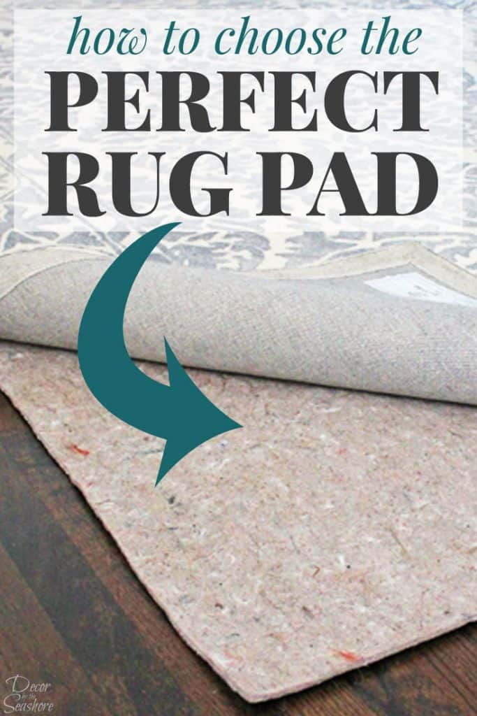 how to choose the perfect rug pad for your home | protect your rugs Area Rug Pad